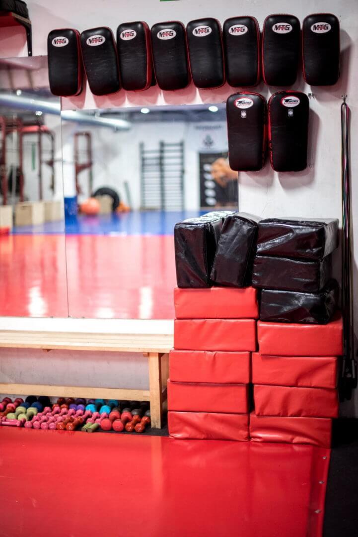 Тайский бокс для детей 75