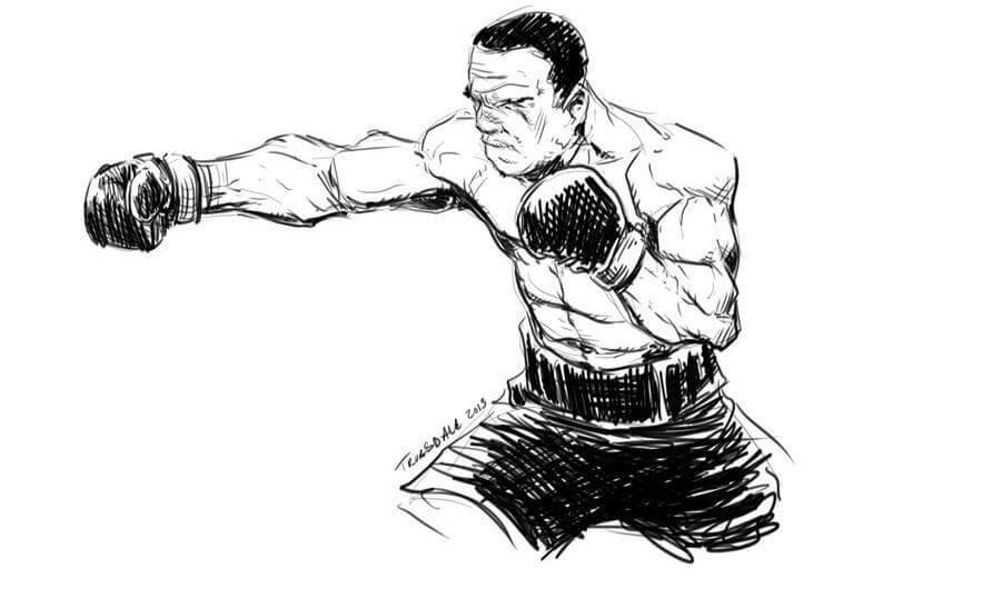бокс балтийская