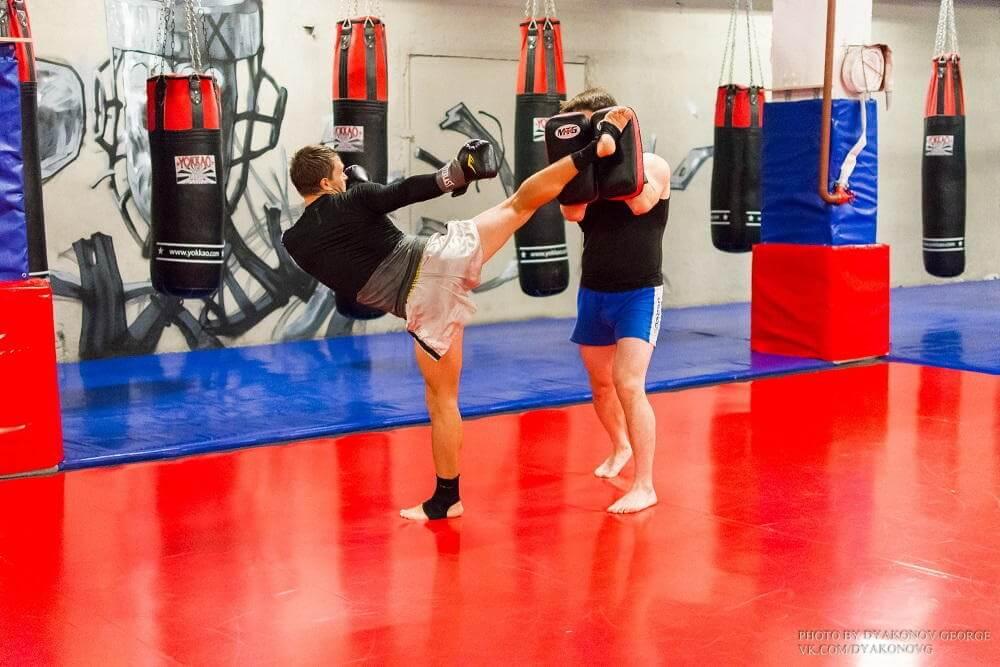Тайский бокс для детей 27