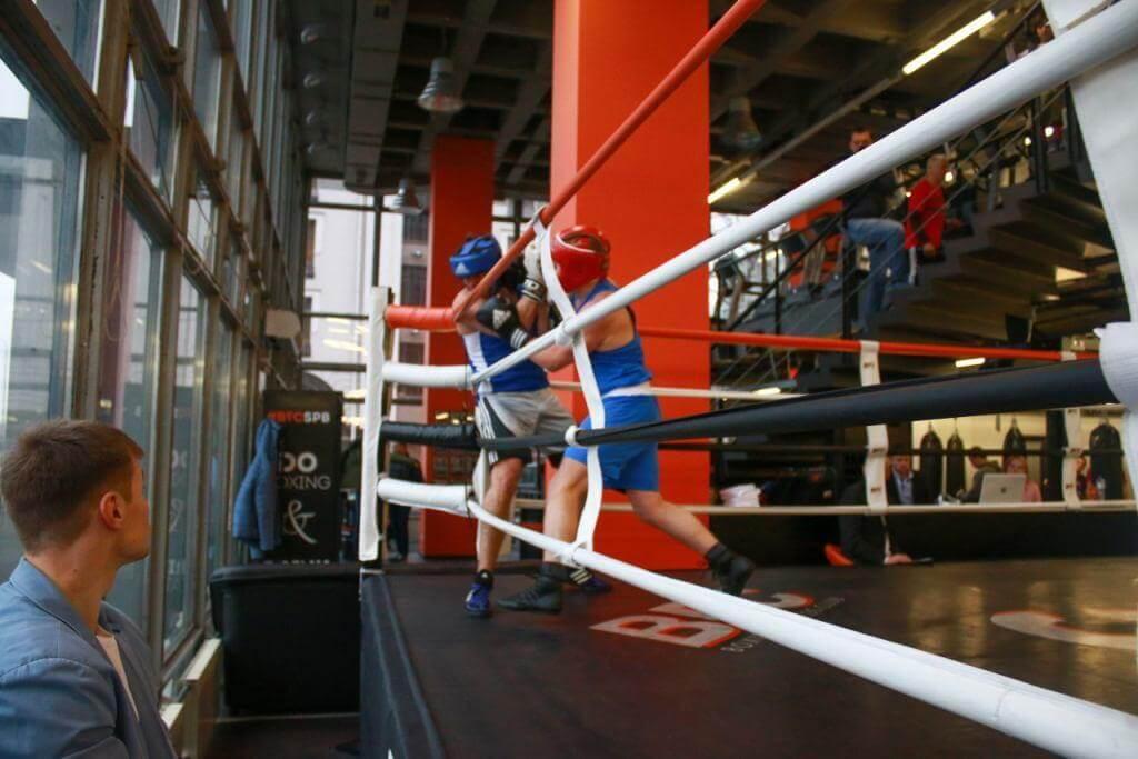 Тайский бокс для детей 2