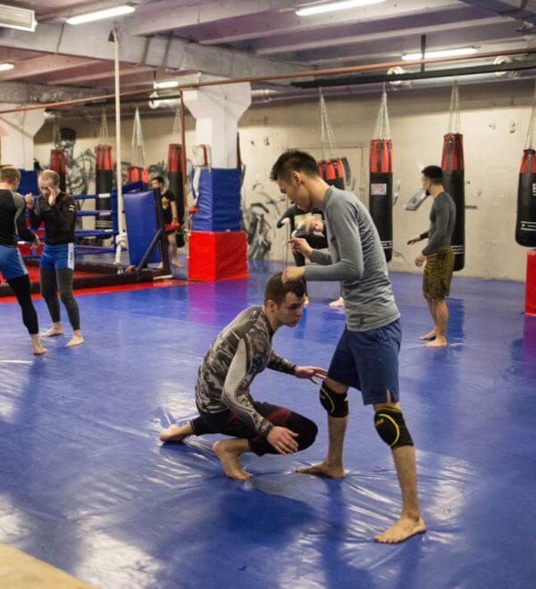 Тренировки для мышц рук в тренажерном зале для девушек